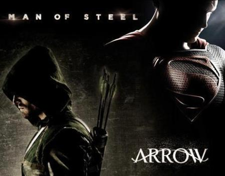 Arrow Man of Steel