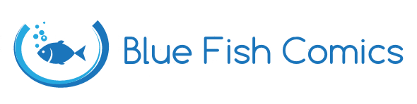 Blue Fish Comics